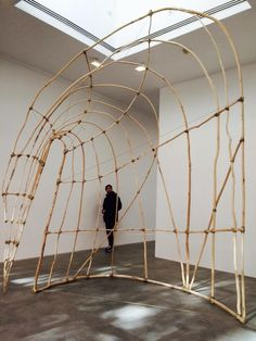 Martin Puryear Artist Exhibition Matthew Marks Gallery Chelsea Manhattan New York