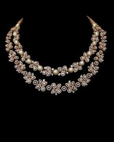 The existence of the diamond has positively impacted our society, along with others for ages. Diamond jewelry began as a luxury for many wealthy Pearl And Diamond Necklace, Diamond Studs, Diamond Pendant, Diamond Jewelry, Gold Jewelry, Fine Jewelry, Diamond Choker, Diamond Glitter, Statement Jewelry