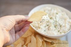 Pickle dip recipe. You had me at pickle!