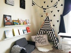 Monochrome Playroom – Root Avenue
