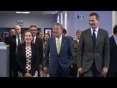 Una vez acabada la ceremonia de entrega del Premio Fernández Latorre y el almuerzo posterior, Don Felipe visitó las instalaciones del periódico. Durante su r...