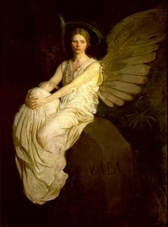 The Beautiful Angels of Abbott Handerson Thayer
