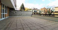 Spoločnosť LEXXUS a. Garage Doors, Sidewalk, Patio, Outdoor Decor, Home Decor, Walkway, Homemade Home Decor, Yard, Terrace