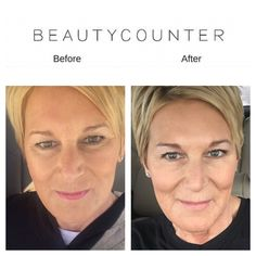 Big change in my skin after a few months using the Countertime collection with Beautycounter. Organic does not mean safe.If you buy the Countertime Collection, you get 6 high performing products designed to reduce wrinkles, fine lines, dark circles, increase collagen and elasticity and it will last you 3 months! At $295, breaks down to only $16.70 a product! Your skin will change, without those nasty chemicals! Link in bio! #beautycounter #skincare #antiaging #face #safebeauty #luxury…