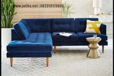 Sofa Sudut L Minimalis Model Retro Vintageini dibuat dari bahan kayu jati kering berkualitas sehingga menjadikan kursi ini awet dan kokoh