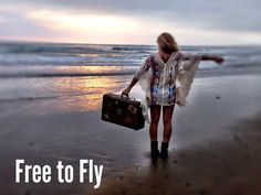 Free to Fly http://vanillaskydreaming.com