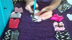 How to make Barbie clothes - Singlet