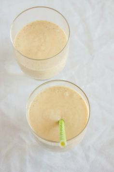 Young Coconut Smoothie 5