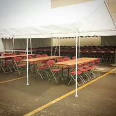 #weddings #party #events #tent #tents #tables #chairs #outdoor #awesome #beautiful Outdoor Tent Party, Outdoor Decor, Tent Parties, Party Events, Tents, Tables, Chairs, Patio, Weddings