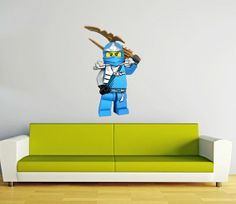 lego wall decals - Google Search