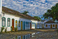 City of Paraty - Rio de Janeiro