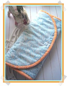 Diaper Changing pad Tutorial