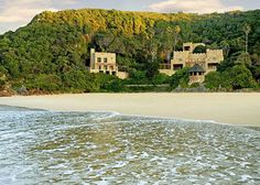 The Pezula Private Castle in Noetzie Beach, Knysna is the height of luxury villas, allowing guests a completely private vacation that is unparalleled. Pezula is located in South Africa on the edges of Knysna, which is known for its unending beauty Knysna, South Africa Honeymoon, Pretoria, Travel Planner, Travel List, East Africa, Beautiful Places, Amazing Places, Places To Go