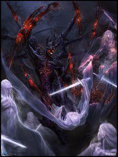 Spirit Vs. Vengeance