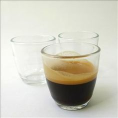 The teeniest of the Gigogne glasses. Perfect for shots or an espresso. Probably fit a large boiled egg too.Click here if you'd like our 6 glass deal.(6 for £4.25)