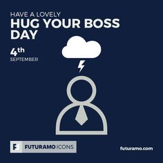 Have a lovely Hug Your Boss Day! All icons used in the series are available in our App. Imagine what YOU could create with them! Check out our FUTURAMO ICONS – a perfect tool for designers & developers on futuramo.com #futuramo #futuramoapps #futuramoicons #futuramocalendar #icondesign #icons #iconsystem #freeicons #pixel #pixels #pixelperfect #flatdesign #ux #ui #uidesign #design #developer #developers #webdesign #app #appdesign