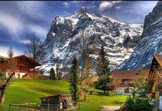 Maisons en Suisse