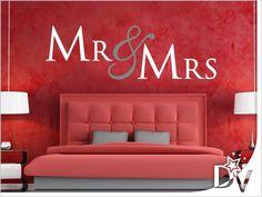 Mr & Mrs falmatrica faltetoválás  #hálószoba #faldekoráció Diy And Crafts, Bedroom Decor, Home Decor, Decoration Home, Room Decor, Dorms Decor, Home Interior Design, Decorating Bedrooms, Home Decoration