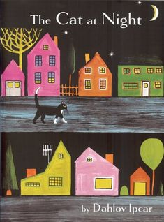 The Cat at Night - Dahlov Ipcar