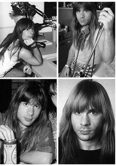 Bruce Dickinson Gorgeous Men, Beautiful People, Bruce Dickinson, Blood Brothers, Rock And Roll Bands, Axl Rose, Iron Maiden, Metalhead, Irons