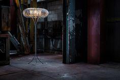 Illuminate with Industrial-Chic Style | Yanko Design