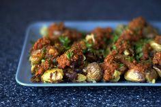 kitchens, smitten kitchen, romesco potato, olive oils, potatoes, veggie meals, potato side dishes, potato sides, potato recipes