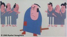 Nishikata Film Review: 1963: Best Japanese Animated Shorts