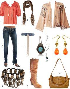 My Nina Proudman-inspired shopping suggestions.