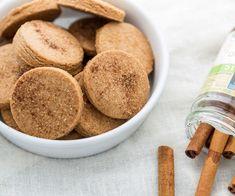 Crispy Cinnamon Cookies - Cook With Manali Crispy Cookies, Cheese Cookies, Buttery Cookies, Almond Cookies, Biscuit Cookies, Baking Cookies, Chocolate Cookies, Cake Cookies, Sweets Recipes