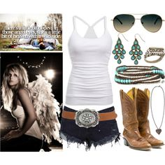 Cowgirl ~~country fashion~~