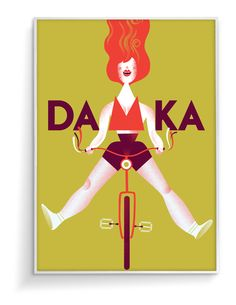 damka by niOska Polish Posters, Everything And Nothing, Illustrations Posters, Techno, Poland, My Photos, Graphic Design, Humor, Funny
