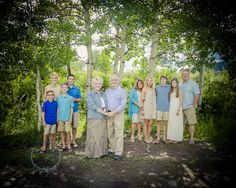 Family Portrait photography by Third Eye Photography based in Crested Butte Colorado. Unique and inspirational family portraits and engagement photos by photographer Rebecca Ofstedahl.
