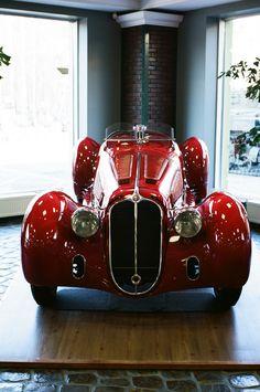 Alfa Romeo 6C 2300B