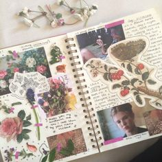 dreamidle:  i wish you could make a living out of picking flowers and journalling. it's all i do these days anyway.