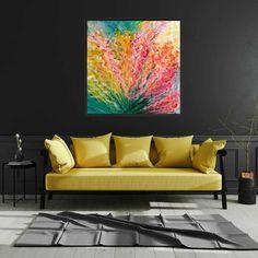 Flower Art, Wall Art, Downloadable Painting,Digital Prints, Original Art, Wall Decor, Prints, Original Art Painting, Affordable Painting