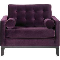 Centennial Purple Chair