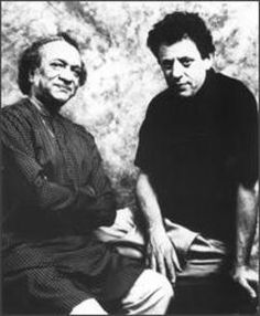 Ravi Shankar and Philip Glass Philip Glass, George Harrison, Persona, Opera, Musicals, The Outsiders, Lyrics, In This Moment, Film