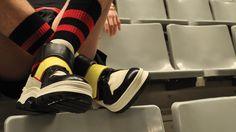 Prudêncio lança linha feminina - Notícias - Vogue Portugal Vogue Portugal, Balenciaga, Adidas Sneakers, Photoshoot, Shoes, Fashion, Summer Collection, Men's, Adidas Tennis Wear