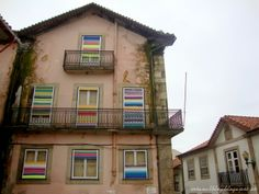 Santa Maria da Feira - janelas-teares