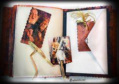 The NEVERENDING STORY JHunk Journal !    #neverendingstory #junkjournaljunkies #junkjournals #journal #diary #handmade #bookmark #segnalibri #fantasyart #fantasy #film #movie #geek #nerd #giftideas #giftsforher #giftguide #horse #auryn #bastian #cavallo #fogliaviola