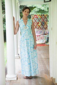 Sis Boom Jenny Womens Dress or Top Pattern by SisBoomPatternCo
