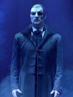 Ben Lewis for Love Never Dies. He was awesome as the Phantom. I loved how his Phantom seemed really formal and particular. Like when he fixes his vest in Devil Takes the Hindmost. He almost reminded me of Pride and Prejudice's Mr. Darcy.