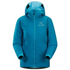 Arc'teryx Women's Atom SV Hoody - One of the best lightweight insulated jackets around. The cut is close to perfection. http://www.urbanrock.com/womens-atom-sv-hoody