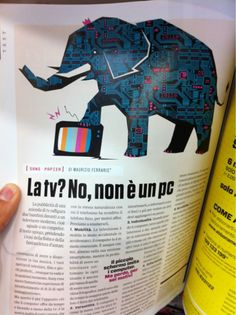 Illustration for Wired Italy by Pietari Posti
