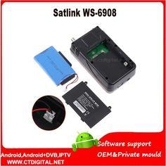 "88.00$  Buy now - http://aliw8m.worldwells.pw/go.php?t=32579121254 - ""satlink ws 6908 [Genuine] Satlink WS-6908 3.5"""" DVB-S FTA digital satellite meter satellite finder ws 6908 free shipping"""