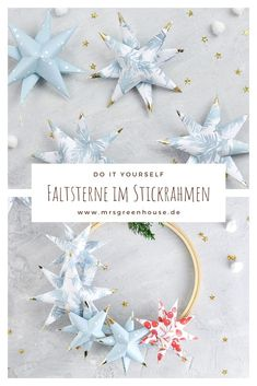 Diy And Crafts, Paper Crafts, Diy Greenhouse, Diy Weihnachten, Origami Paper, Spice Things Up, Crafty, Christmas, Winter Diy