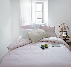 Parure de lit Smooth - Jalla - Marie Claire Maison