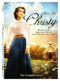 Christy - The Complete Series: Kellie Martin was fab in this, it's just a shame that we never saw her & Dr MacNeil together...the film just wasn't the same without her.