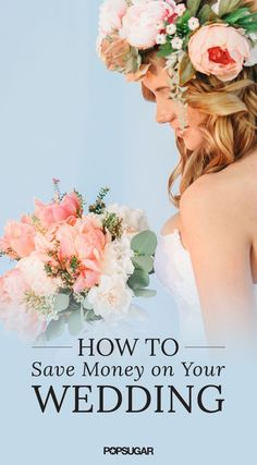 Read on for suggestions to help you save money on your wedding.
