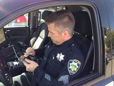 Cops Tweet in First Global Police Tweet-a-Thon.